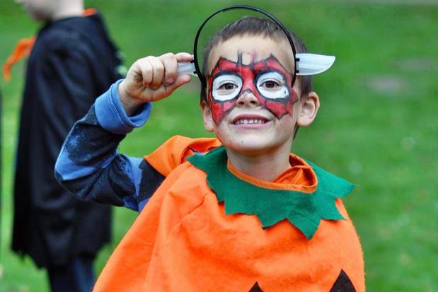 Kinderen kunnen griezels tellen en leuke prijzen winnen in Torhout