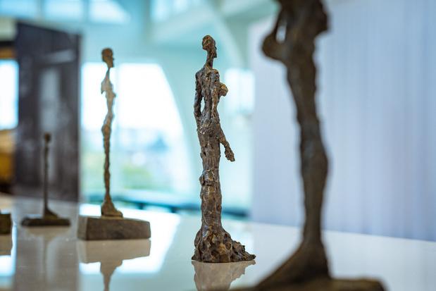 De humanistische zoektocht van Alberto Giacometti