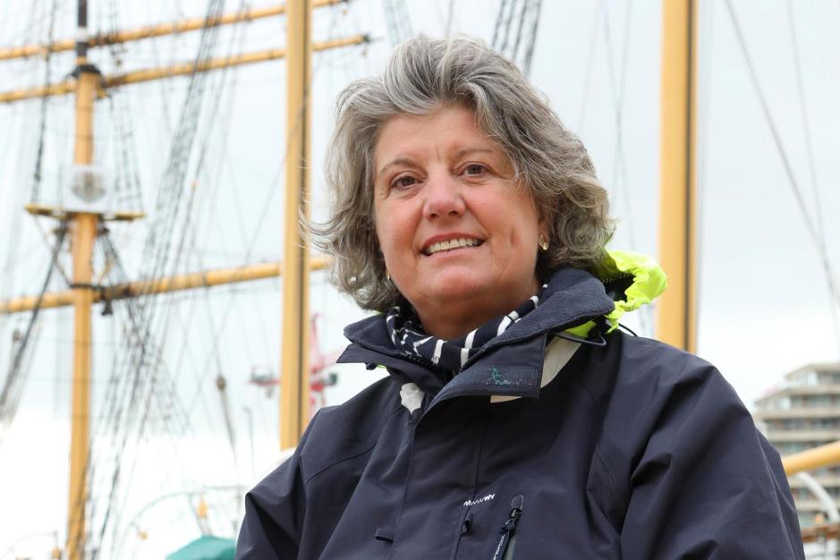 """Ann Dumarey is verkozen tot Stadsfiguur 2020: """"Ik word mijn stad en de zee nooit beu"""""""