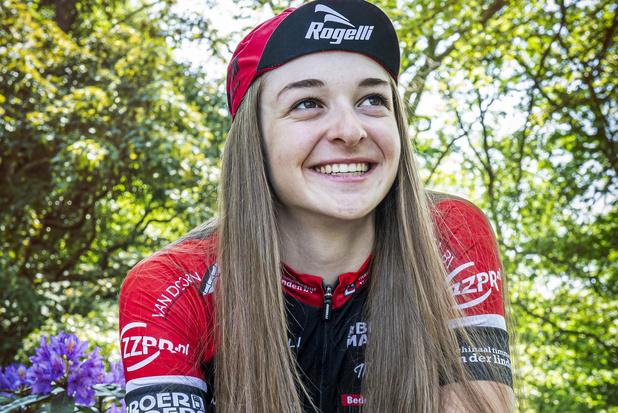 Juniore Marith Vanhove is klaar voor haar eerste EK