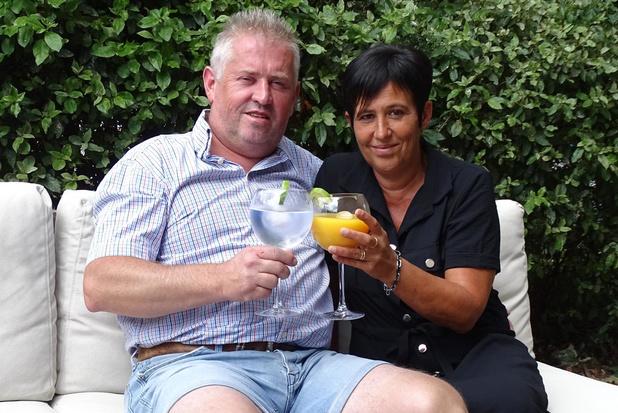 """Filip en Severine blijven positief in coronazomer: """"Samen van het leven genieten"""""""
