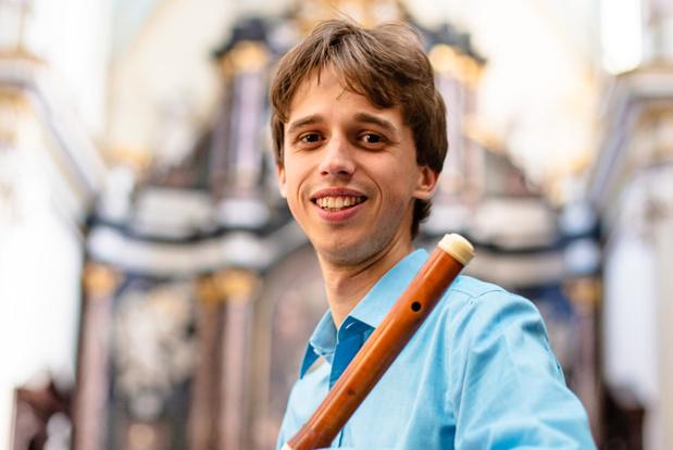 """Muzikaal wonderkind Beniamino Paganini treedt op in Knokke-Heist en Brugge: """"Barokmuziek veranderde mijn leven"""""""