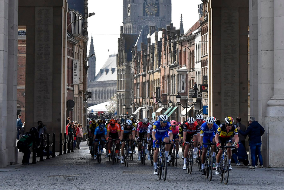 """Weinig enthousiasme bij Ieperse handelaars rond Gent-Wevelgem: """"De koers? Die gaat aan ons voorbij"""""""