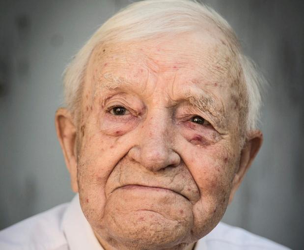 Oudste bewoner van Moorslede overleden: Urbain Claerbout werd 103