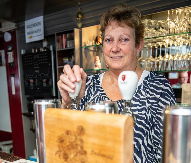 Linda Seynaeve neemt straks afscheid van Izegems café l'Abattoir