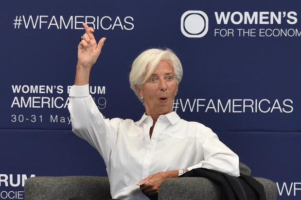 """Pour le FMI, la """"priorité absolue"""" est de résoudre les tensions commerciales"""