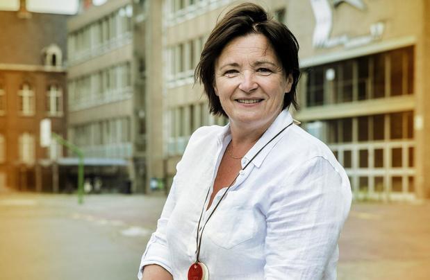 Carla Obin is de eerste vrouw aan het hoofd van het College in Roeselare