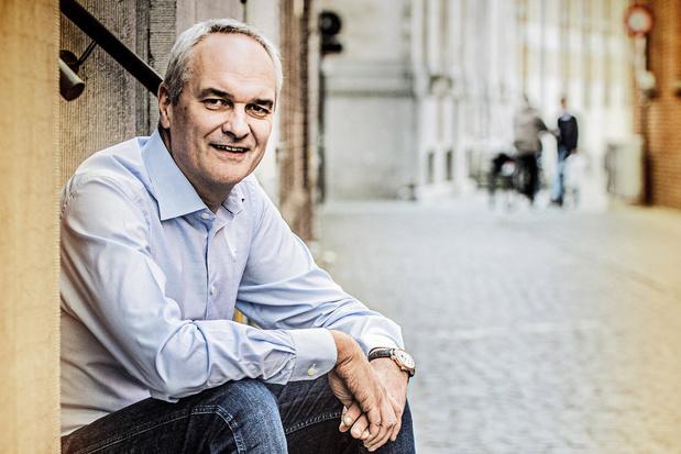 Topondernemer Jurgen Ingels even terug in Roeselare