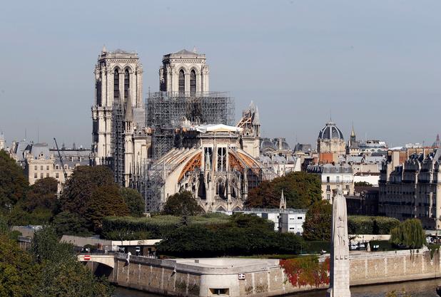2020, année de consolidation et des choix pour Notre-Dame de Paris