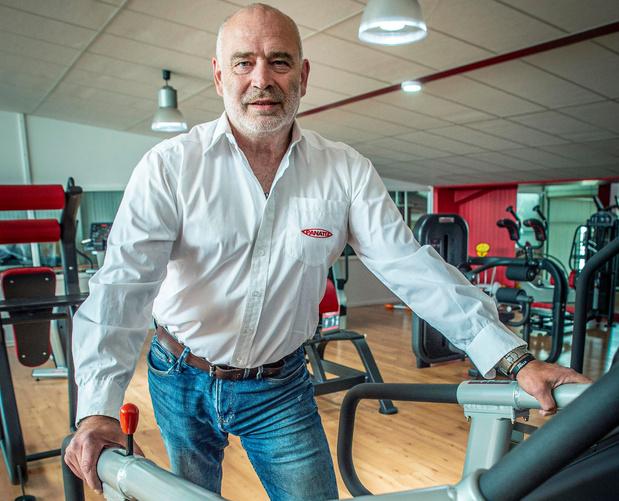 Windy Goethals uit Roeselare focust zich op zijn groothandel in fitnessmateriaal