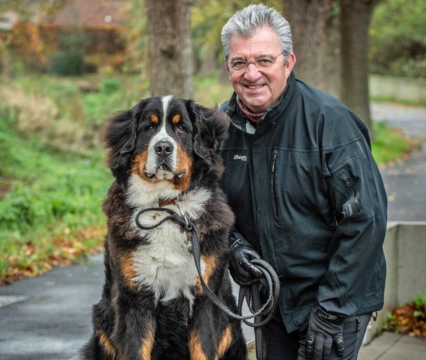 """Thierry Bouckenooghe is trekker in het Groenpark: """"Mensen verbinden, is heilig voor mij"""""""