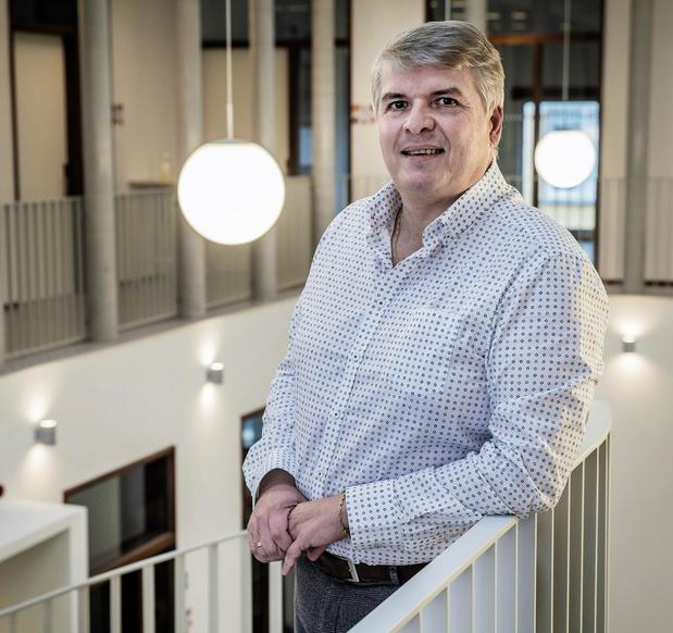 Creo-directeur Karel Moestermans uit Roeselare wil vooral blijven innoveren