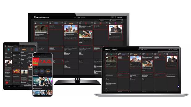 TV Vlaanderen introduceert tv-kijken via APP TV, zonder verplicht kabel- of internetabonnement