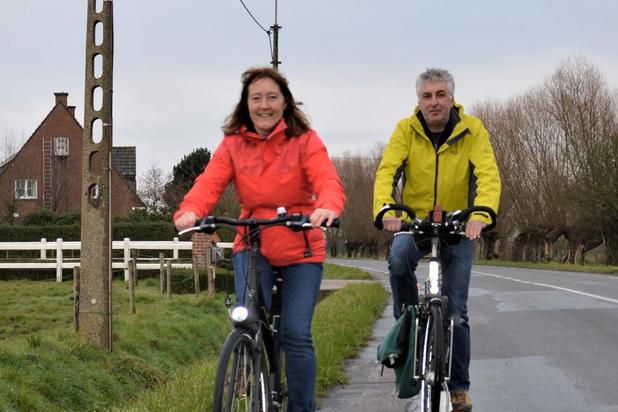 De Haan start openbaar onderzoek voor omgevingsvergunning fietspad Grotestraat