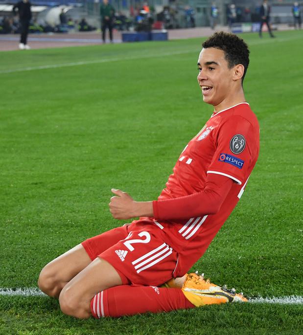 Bayern Munich: Jamal Musiala prolonge jusqu'en 2026