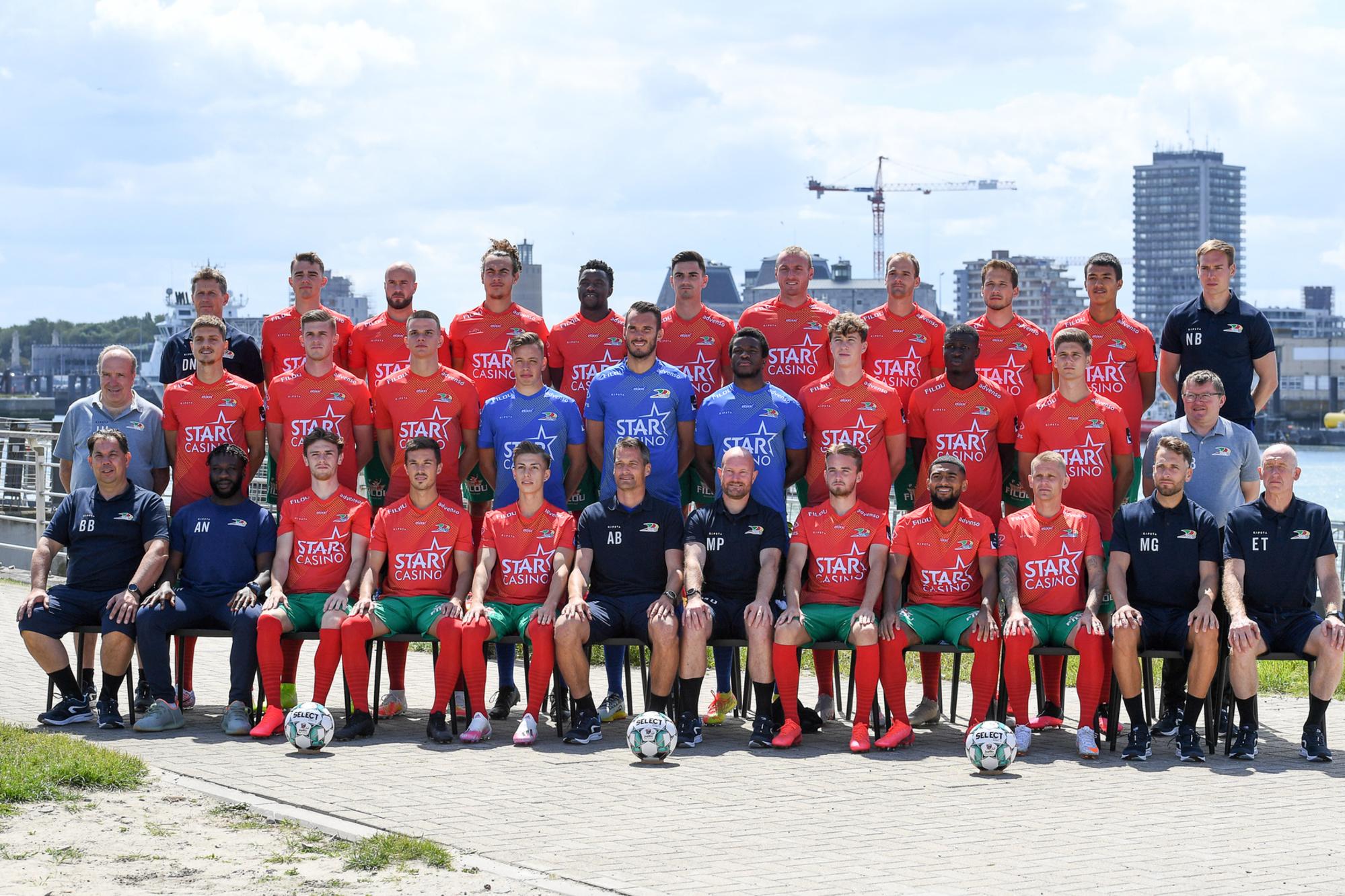 KV Ostende 2020-2021., belga