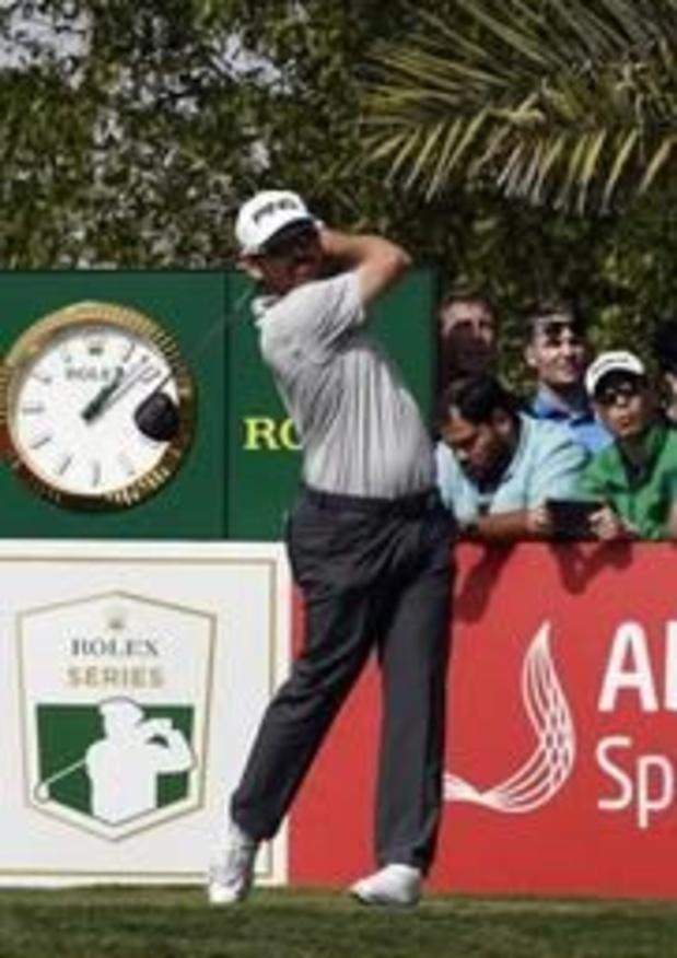 The Masters golf - Vijf spelers delen leiding na tweede ronde