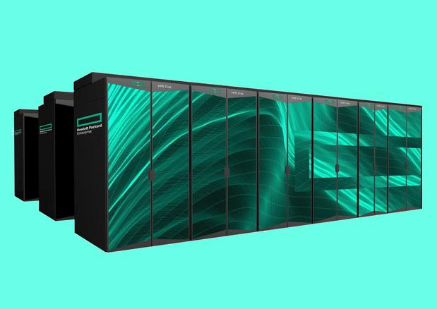 HPE bouwt een van 's werelds snelste supercomputers in Finland