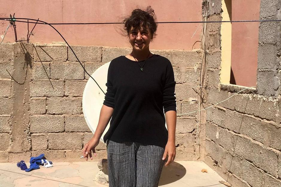 """Marieke (27) zat vast in Marokko: """"Ze lachten eerst met ons, maar nu is ook hier alles dicht"""""""