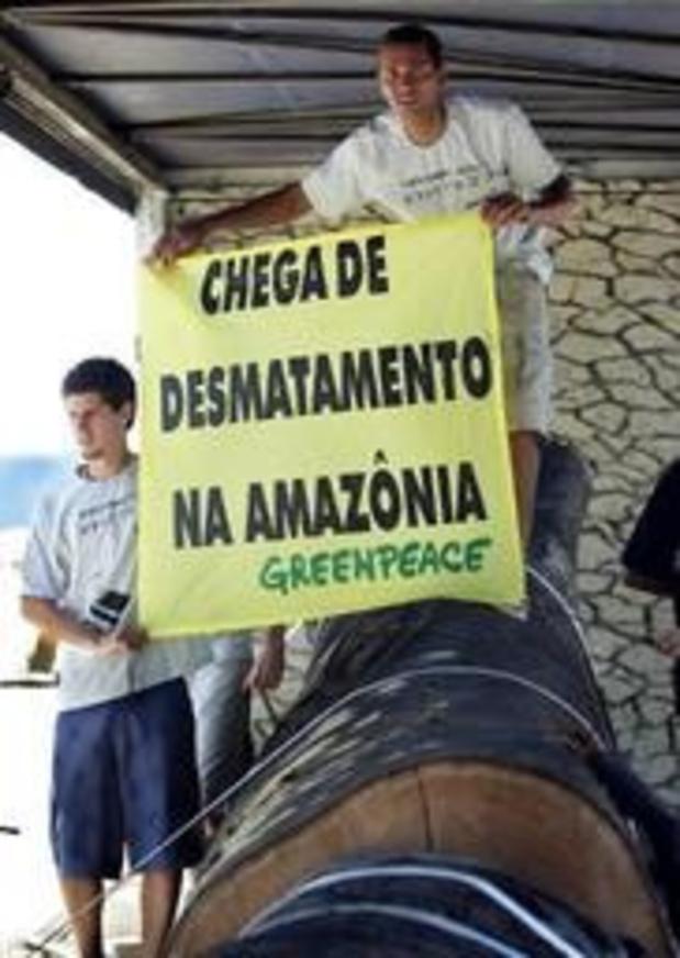 """""""Notre viande n'est pas responsable de la déforestation en Amazonie"""""""