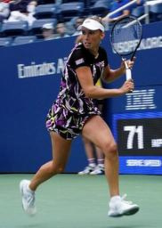 US Open - Elise Mertens jouera son quart de finale dans la nuit de mercredi à jeudi