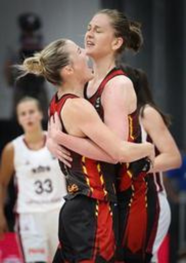 WNBA - Washington bat Atlanta 96-75 grâce à 14 points d'Emma Meesseman