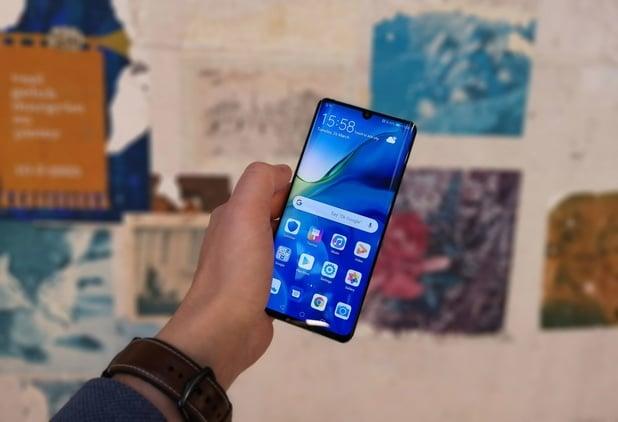 Le nouveau Huawei P30 Pro voit ce que vous ne... voyez pas