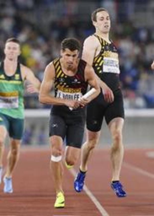 Les Cheetahs soulagées, les trois relais sont sélectionnés pour les Mondiaux de Doha