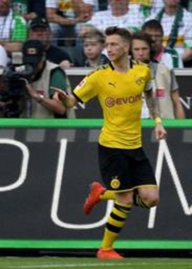 Kicker roept Marco Reus uit tot Speler van het Jaar