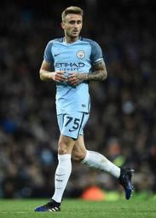 Jupiler Pro League - Aleix Garcia Serrano prêté par Manchester City à Mouscron