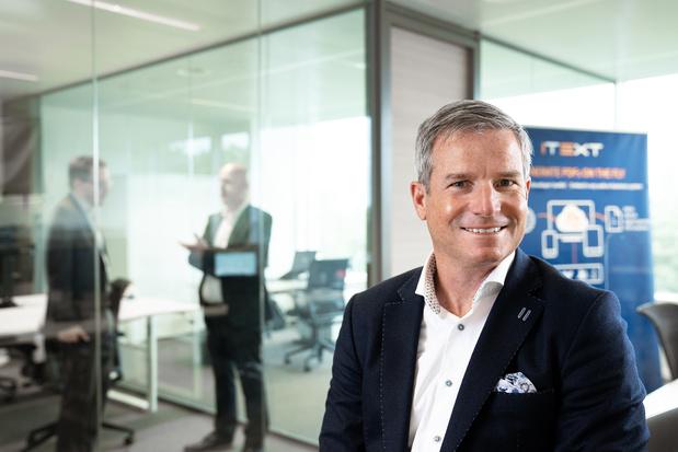 iText stelt Gary Fry aan als nieuwe CEO