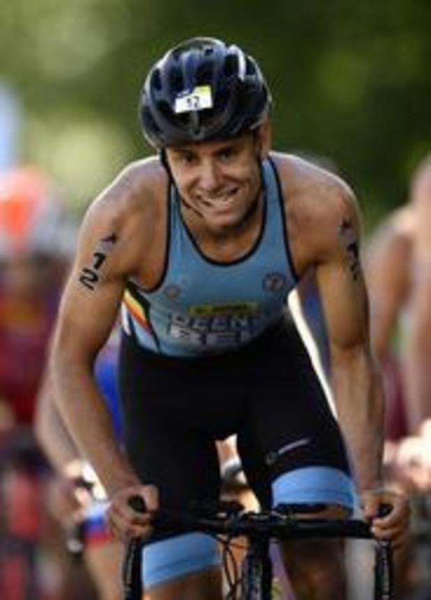 World Triathlon Series - Jelle Geens, 3e à Hambourg, à nouveau sur un podium WTS