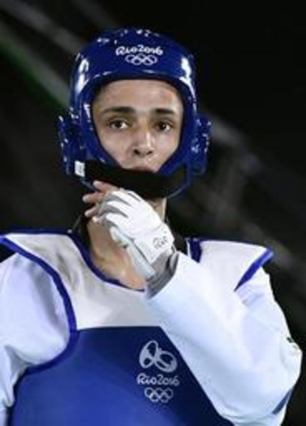 Universiade d'été de Naples - Si Mohamed Ketbi décroche l'argent à Naples, première médaille pour la Belgique
