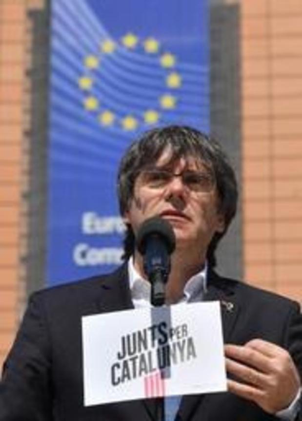 Klacht van separatistische leider Puigdemont in Straatsburg afgewezen
