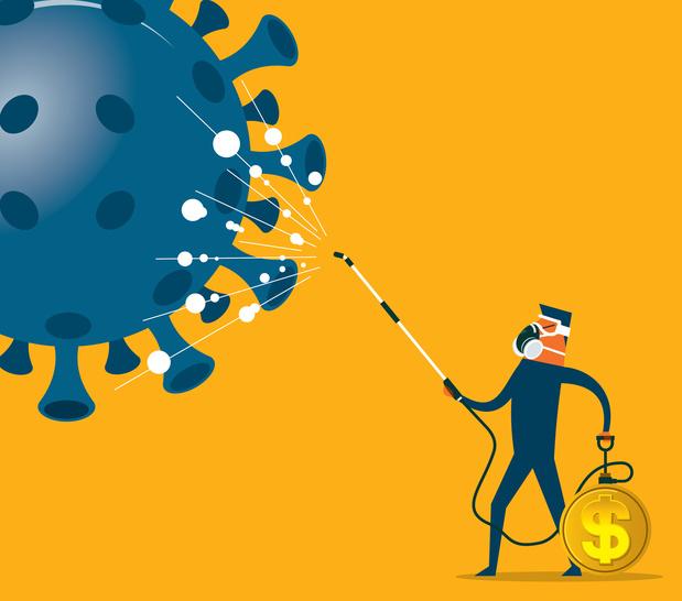 Coronavirus: les marchés émergents ont besoin de 2.500 milliards de dollars de financement