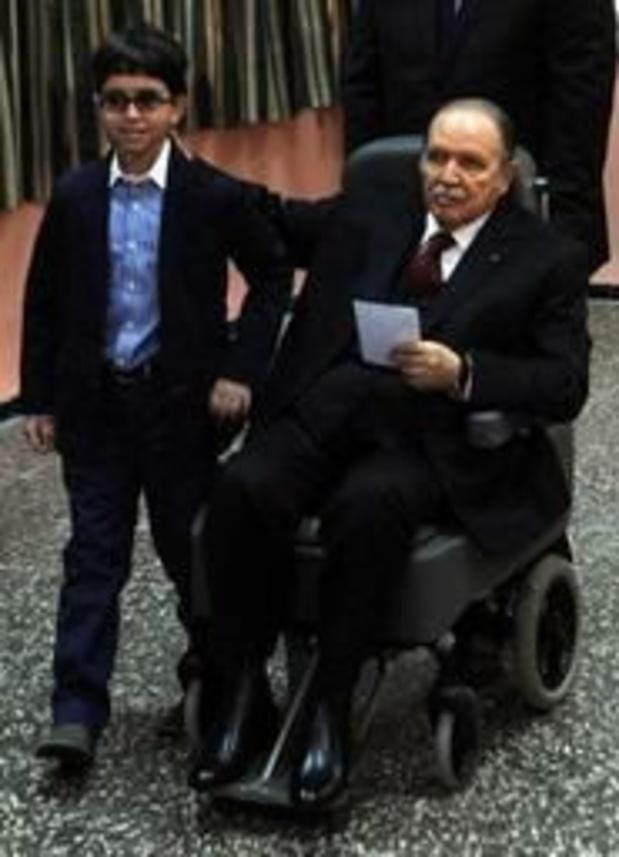 Algerijnse president Bouteflika treedt af na 20 jaar