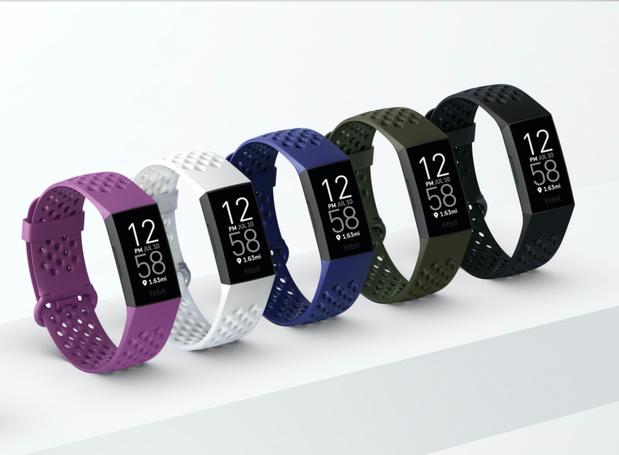 Fitbit introduceert fitnesstracker met ingebakken gps