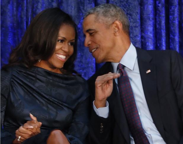 Les Obama, futurs roi et reine du podcast sur Spotify?