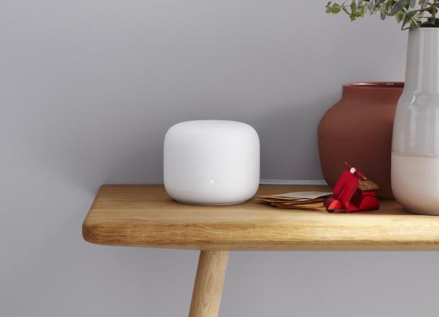Google introduit Nest Wifi en Belgique (et voilà ce que vous pouvez en faire)