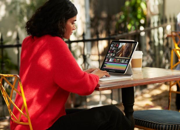 Apple dévoile un iPad Pro amélioré et équipé du processeur M1
