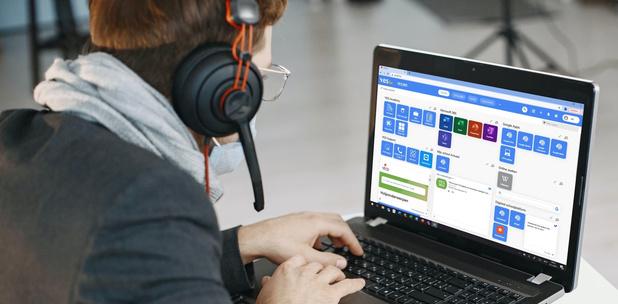 Telenet en YES.be brengen laptops, digitaal aanbod en internet naar de klas