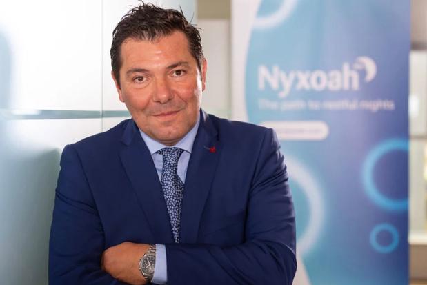 La medtech wallonne Nyxoah fera son entrée à la Bourse de Bruxelles en septembre