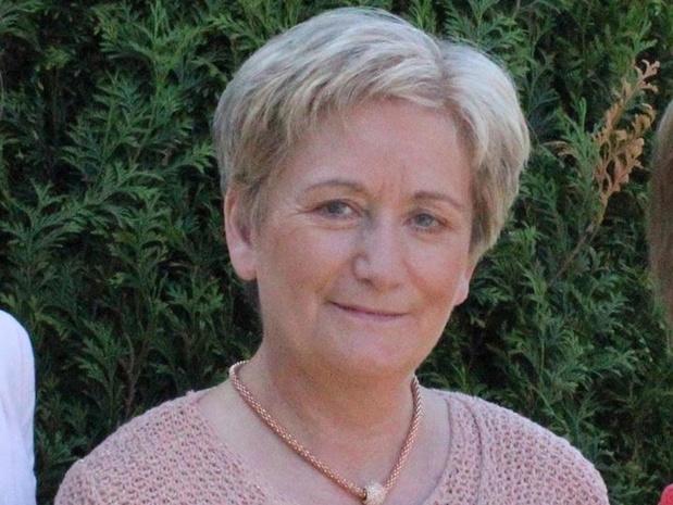 Christine Onraedt zet haar pensioen in met een e-aperitief