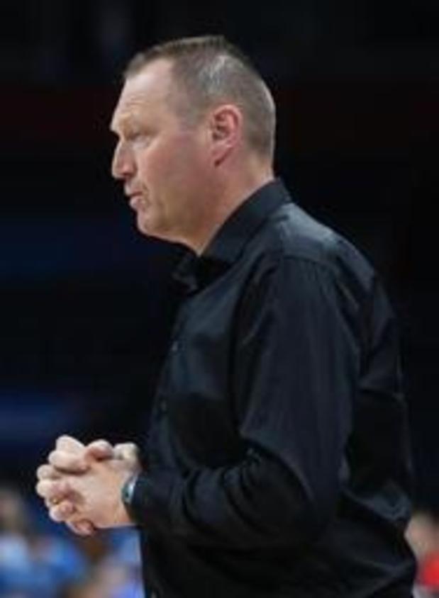 """Euro de basket (d) - Philip Mestdagh, le coach des Cats: """"Revenir dans un rôle d'outsider nous convient mieux"""""""