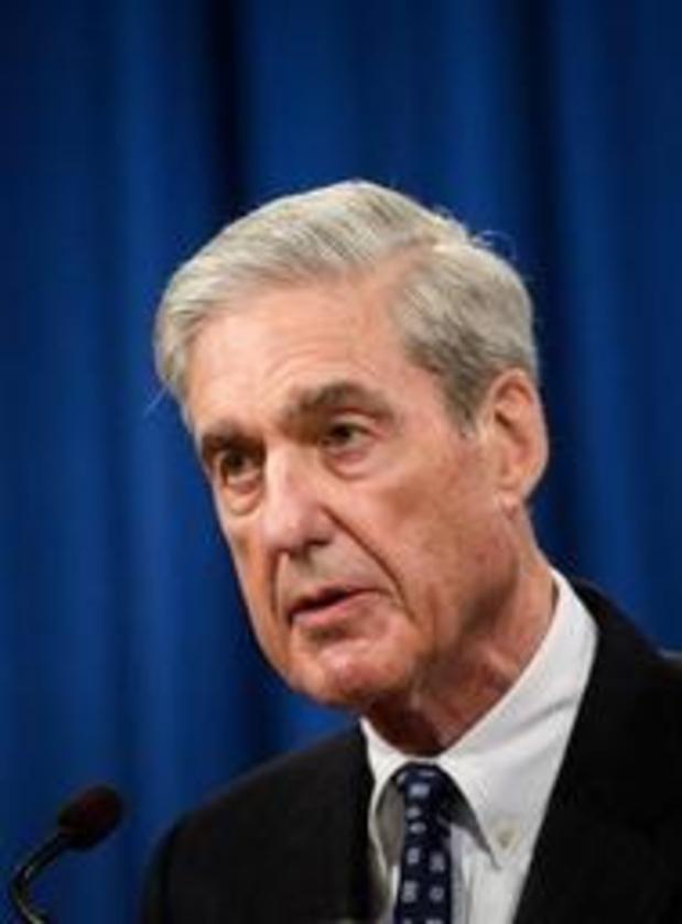 "Speciaal aanklager Mueller houdt ermee op: ""Geen legale optie om Trump aan te klagen"""