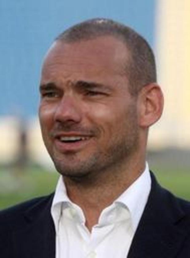 Wesley Sneijder wordt zaakwaarnemer