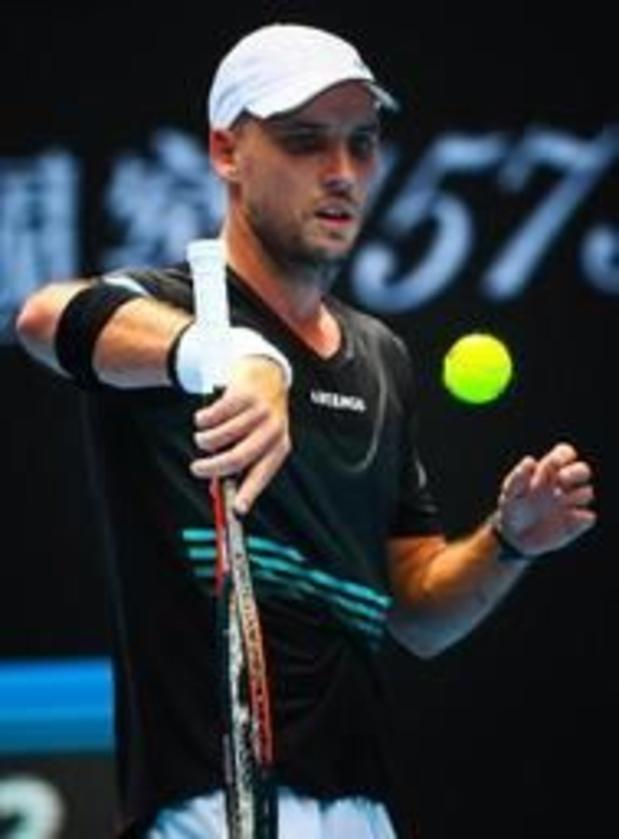 Steve Darcis passe le premier obstacle en qualifications à Roland-Garros