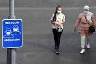 Coronavirus en Belgique: le nombre moyen de contaminations par jour passe à plus de 1.300