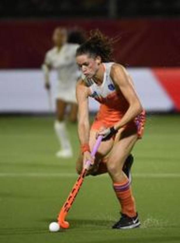 Les Pays-Bas, vainqueurs 8-0 de l'Angleterre, premiers finalistes de l'Euro de hockey