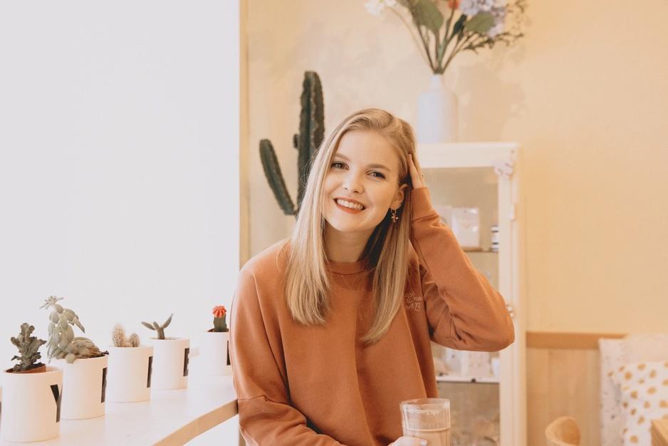 Eline (26) blogt over fair fashion: 'Ik wilde niet meer schrijven over oppervlakkige mode'